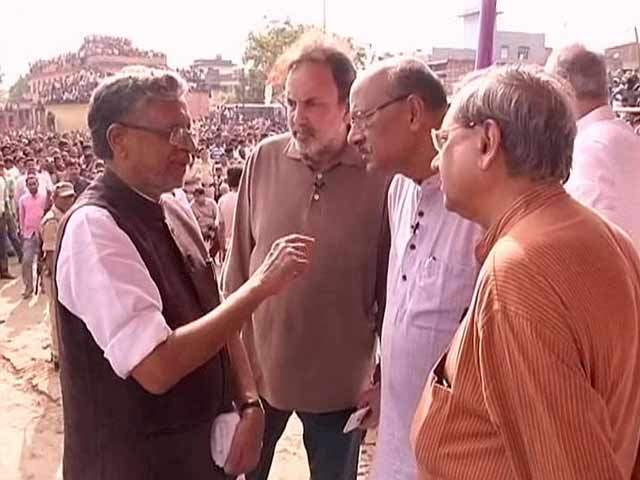 Video : Chief Ministerial Face Not Important, Alliance is: BJP's Sushil Modi