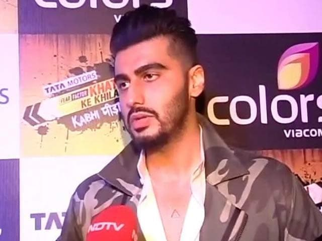 Arjun Kapoor is the New Khiladi