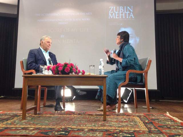 Video : Zubin Mehta Calls for Tolerance, Warns Against 'Cultural Dictatorship'