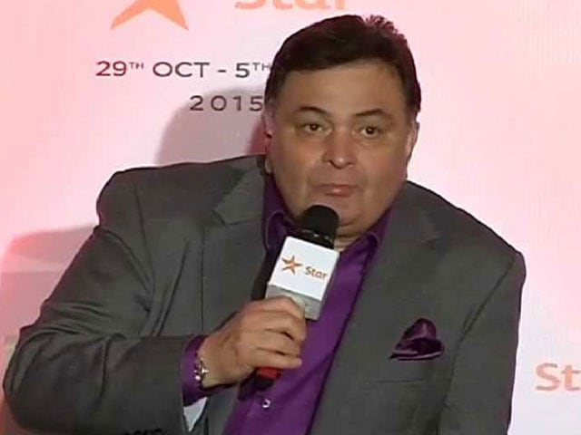 Film Festivals Create Awareness: Rishi Kapoor