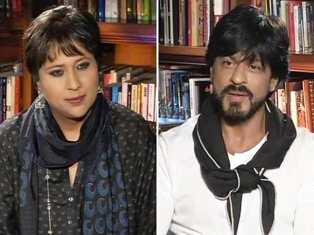 Video : Religious Intolerance Will Take Us to Dark Ages: Shah Rukh Khan to NDTV