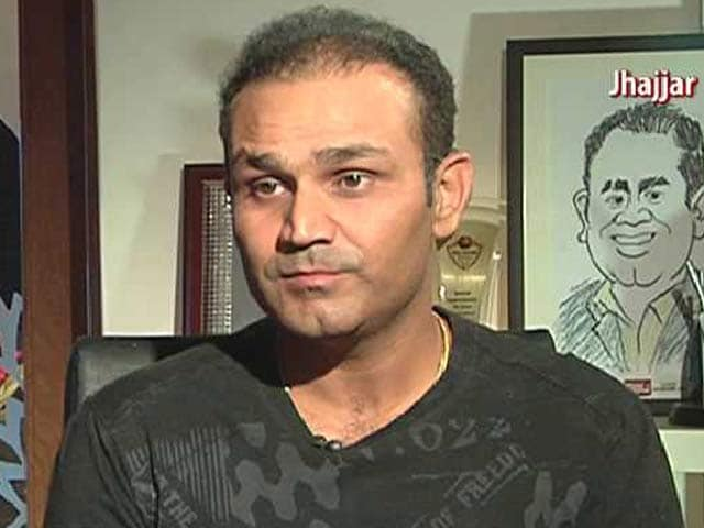 Video : Team India Won the World Cup, Not MS Dhoni: Virender Sehwag