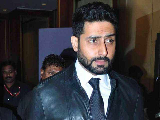 Abhishek Bachchan is the New Gangster