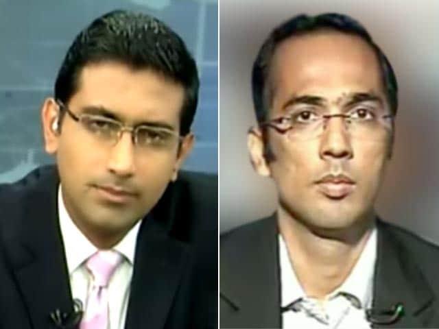 Video : See Further Upside in Tata Motors: Prayesh Jain