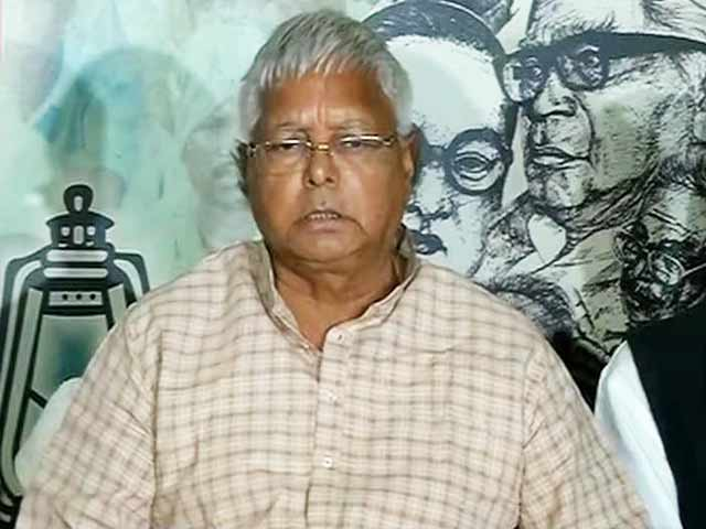 Video : Exit Polls In, What Lalu Prasad Said About Ally Nitish Kumar