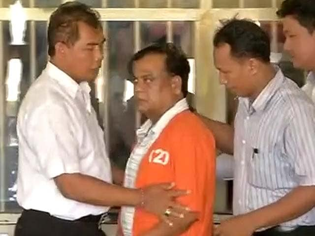 Video : Chhota Rajan in India After 20-Year Hunt, CBI Takes Charge