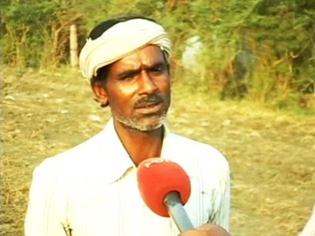 Video : He Lost His Crop, Got Rs 13 From Insurance