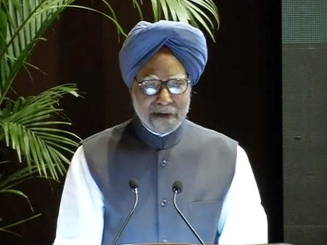 Video : Manmohan Singh Says 'Suppression of Dissent Grave Danger to Economy'