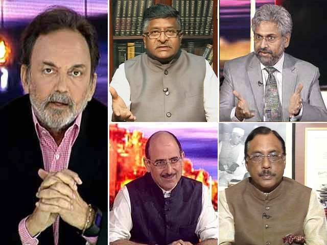 Video : BJP Wins Bihar, Shows NDTV's Exit Poll. Watch Prannoy Roy's Analysis