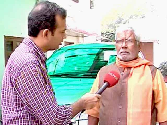 Video : बीजेपी सांसद हुकुमदेव बोले, बैठक में पता चलेगा कि क्या चूक हुई