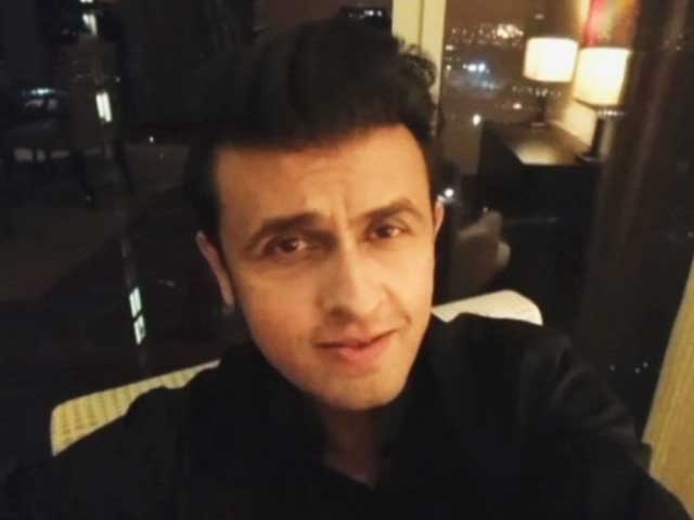 Video : Sonu Nigam Sings for the Cause of <i>Shiksha</i>