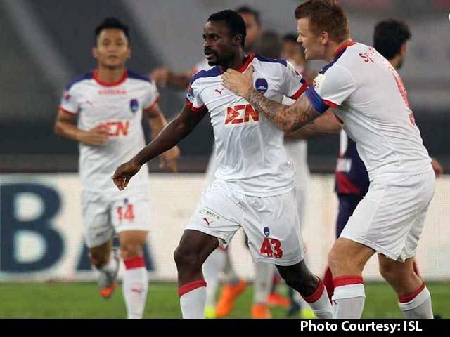 Video : Delhi Dynamos Held to 1-1 Draw by Atletico de Kolkata