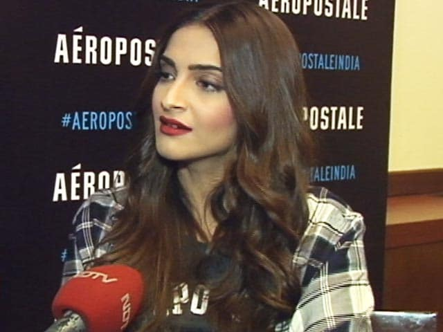 Sonam Kapoor Opens Up About Co-Star Salman Khan