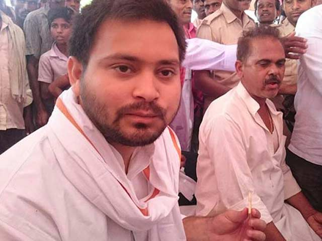Video : Deputy Chief Minister Buzz as Lalu Yadav's Son Tejaswi Preps to Take Oath