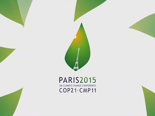Video : Paris Climate Change Conference: Watch the Exclusive Coverage on NDTV 24X7