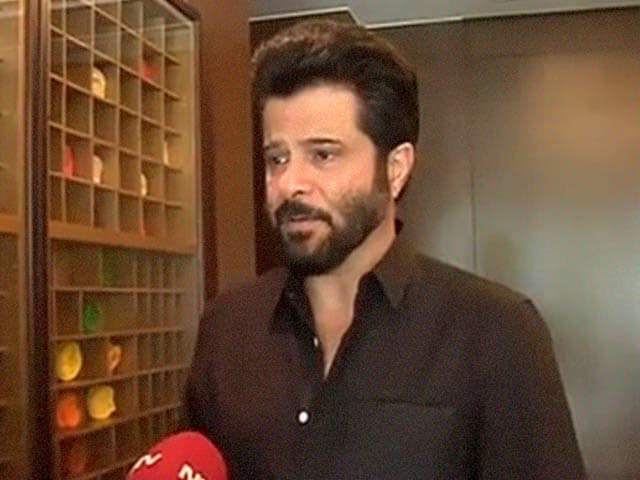 Anil Kapoor 'Always Hungry' for Good Script