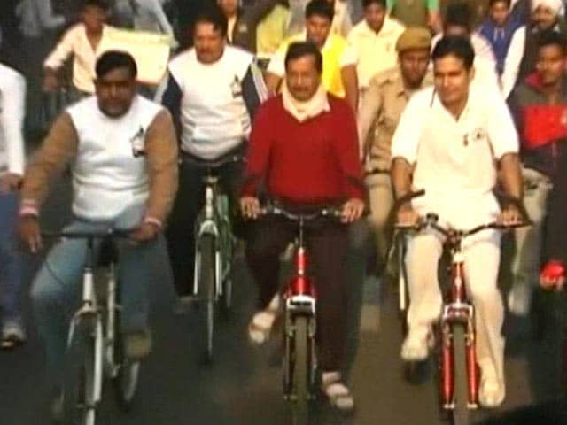 Video : Delhi to Go 'Car-Free' on January 22: Chief Minister Arvind Kejriwal