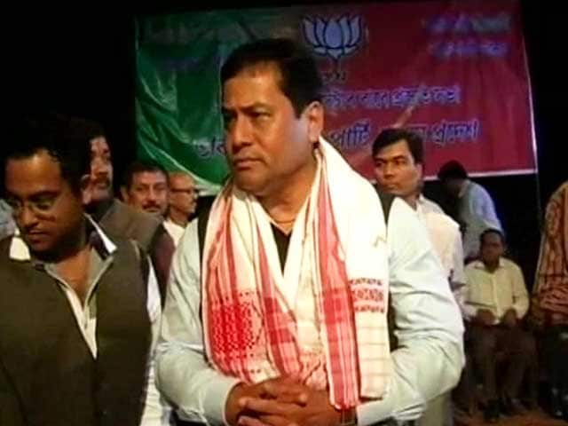 Video : To Dust Off Bihar Defeat, BJP Appoints Sarbananda Sonowal Assam Chief