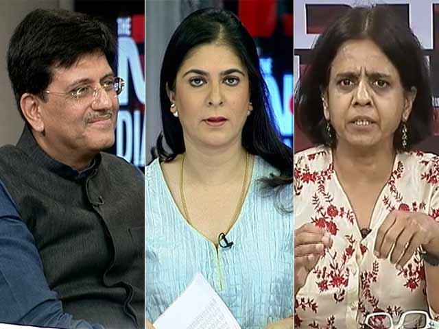 Video : The NDTV Dialogues: Climate Change Challenge