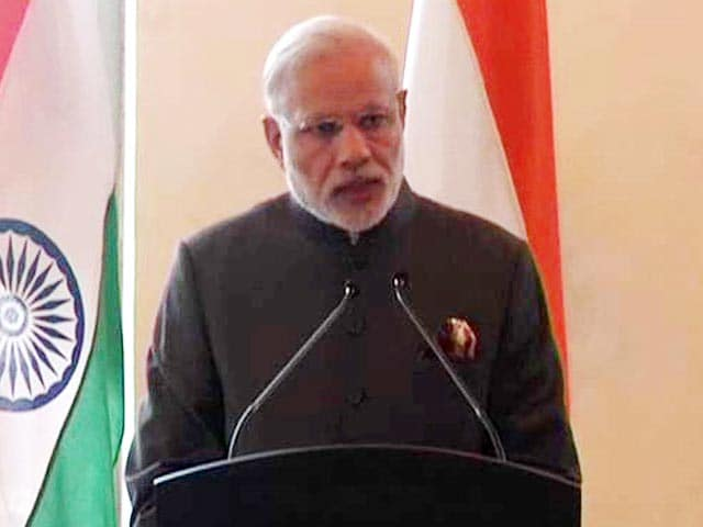 Video : 'Will Strengthen Our Defence Cooperation With Malaysia': PM Modi