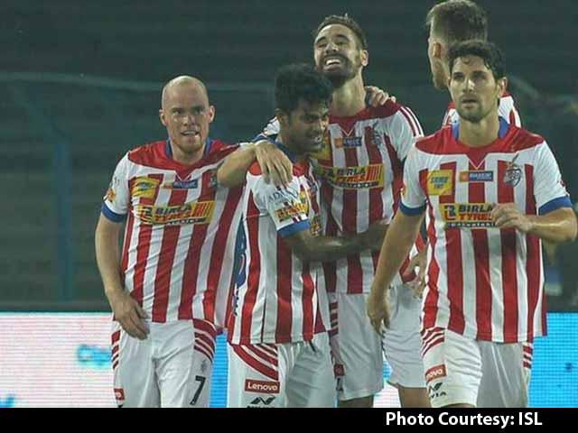 Video : Atletico de Kolkata Rout FC Goa
