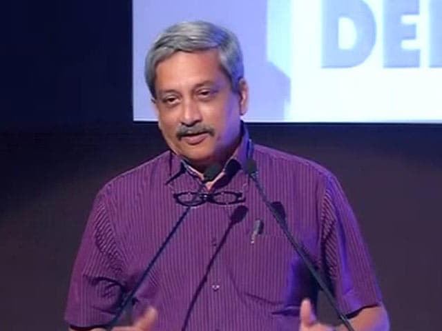 Video : 'ISIS One Of The Best Users of Internet Technology,' Says Parrikar