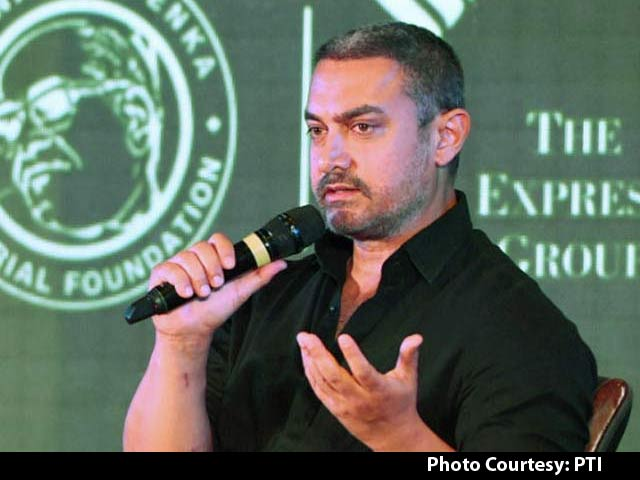 Aamir Khan on Intolerance: Wife Even Suggested Leaving India