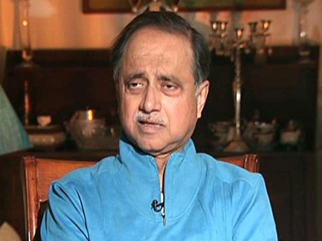 Video : दिल्ली के पुलिस कमिश्नर रहे नीरज कुमार ने कहा- 'दाऊद को भारत लाना संभव'