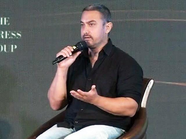Video : 'रणछोड़दास' आमिर खान की देशभक्ति का गुब्बारा फूटा : शिवसेना