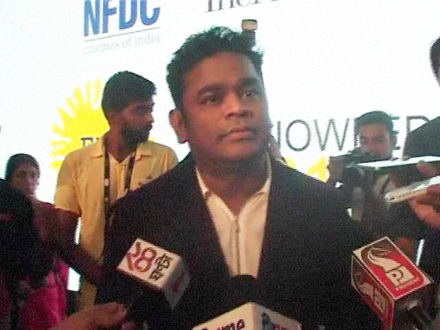 Intolerance Revolt is Poetic: A R Rahman