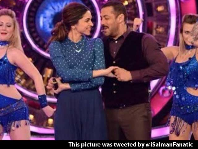 Deepika to Feature in Sultan?