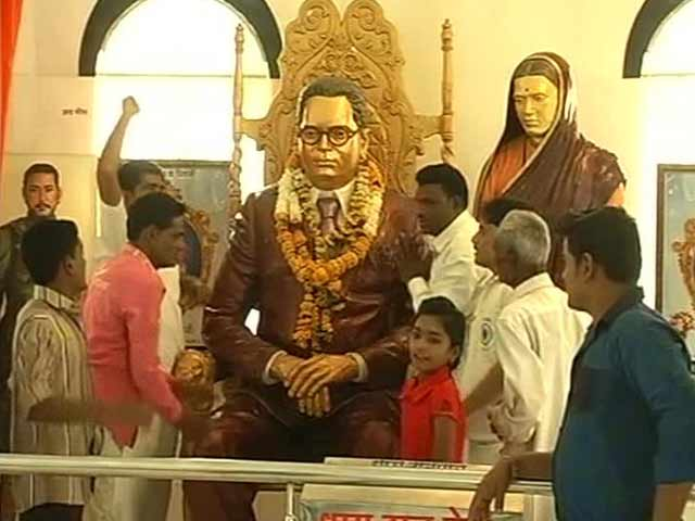 Video : Constitution Day Adds to BR Ambedkar's Birth Anniversary Celebrations