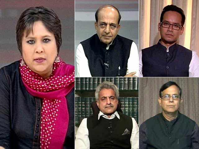 Video : 'Secular' Debate: Tribute to Ambedkar or <i>Tu Tu Main Main</i>?