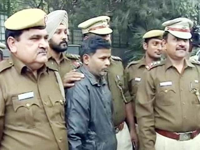 Video : Cash Van Driver in Delhi Who Fled With Rs 22.5 Crore Arrested