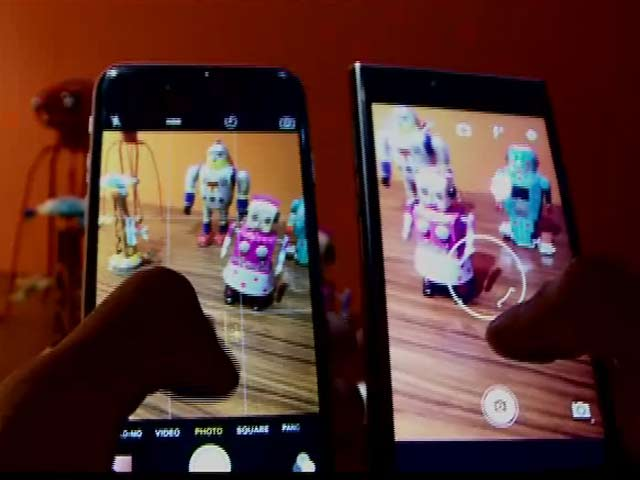 Obi Worldphone SF1 vs iPhone 6: Camera Shootout