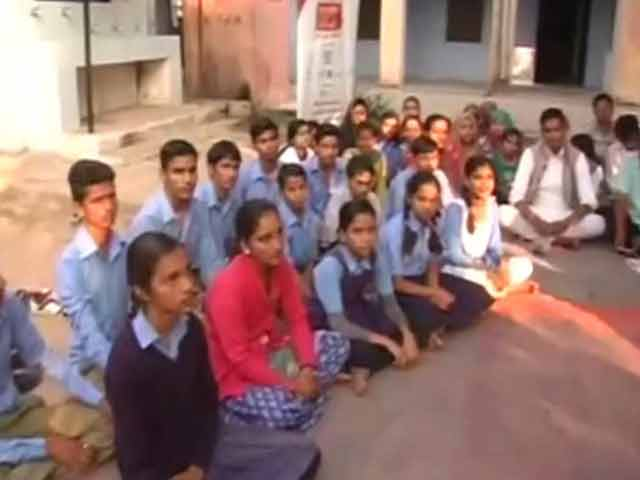 Video : How Children of This School Have Taken Responsibilty to Maintain it
