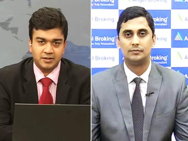 Video : Positive on Midcap IT Space: Angel Broking