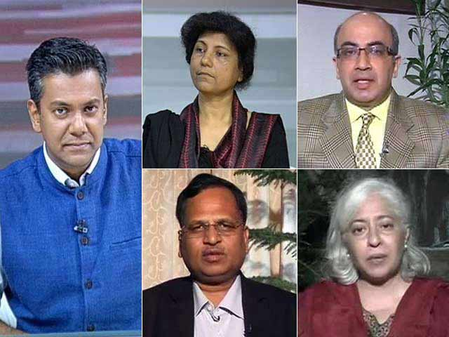 Video : Killer Air: Should There be Pollution Holidays in Delhi?