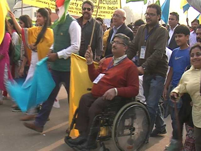 Video : On World Disability Day, India Launches Accessibility Programme