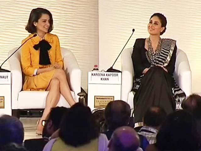 'Obedient' Kangana, 'Bratty' Kareena on Family Pressure, Living the Dream