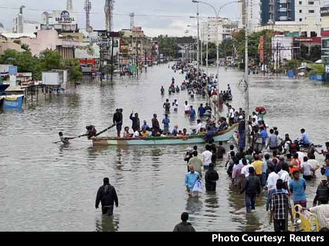 Video : Chennai Rains: Worst Over for Devastated City?