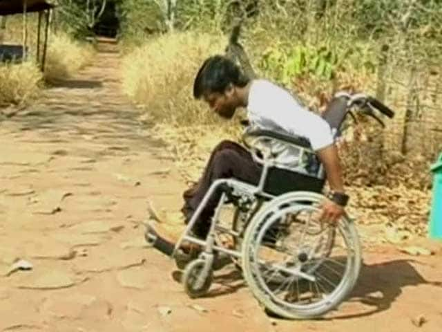 Video : On Disability Day, a Pledge to Make India More Accessible