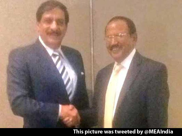 Video : India, Pakistan Hold Secret NSA-Level Talks in Bangkok, Issue Statement