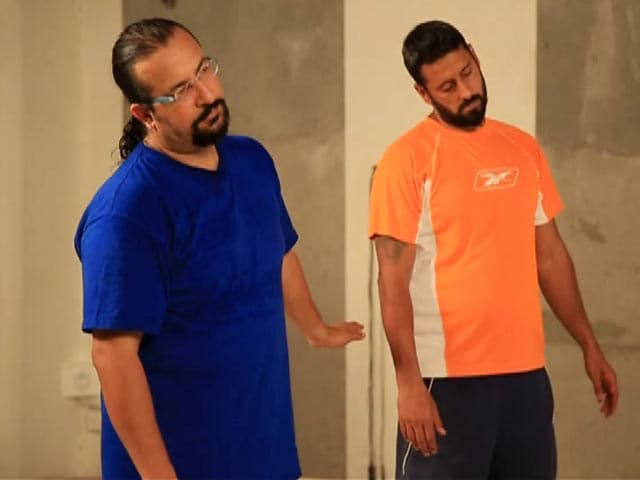 Rocky Mayur Eat Healthy Gear Up For More Physical Exercise