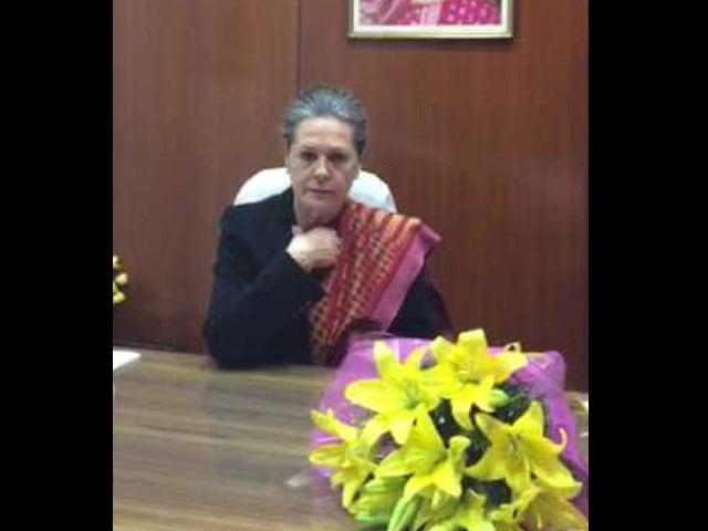 Video : 'Not Afraid, I Am Indira Gandhi's Daughter-In-Law': Sonia Gandhi
