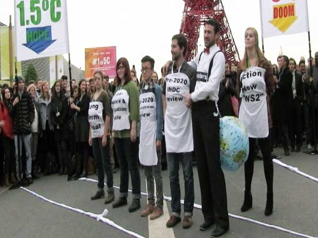 Video : जलवायु परिवर्तन रोकने की अपनी ज़िम्मेदारी से भाग रहे हैं अमीर देश?