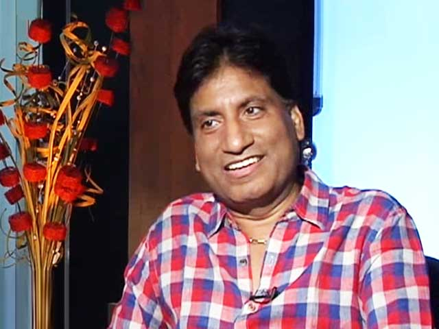 Video : Comedian Raju Srivastava in Conversation With Akriti Tyagi