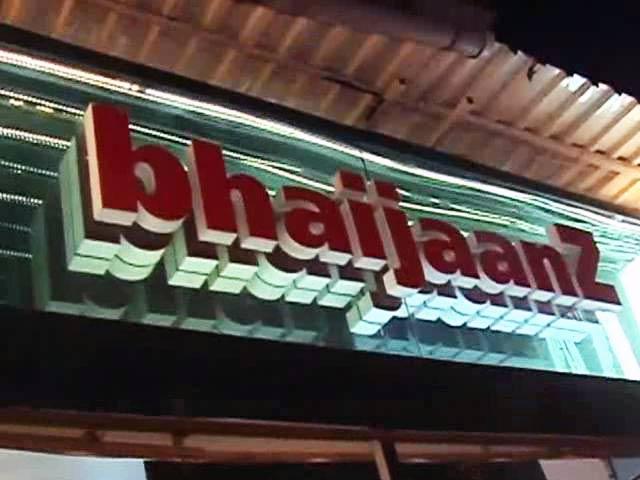 Video : भाईजान के नाम पर खाना फ्री!
