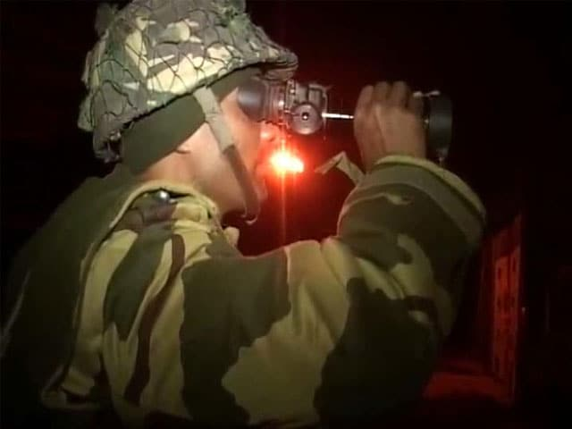 Video : Guarding The Border, Soldiers Battle Cold At Jammu and Kashmir