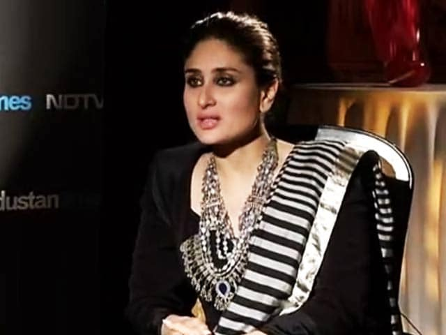 Video : There is Nothing Disgraceful About Doing Item Songs: Kareena Kapoor